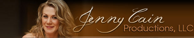 Jenny Cain Productions logo